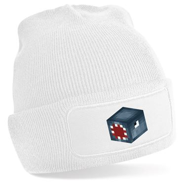 Picture of Ballistic Squid Player Skin 3D Head Left Pose Beanie Hat