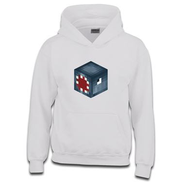 Picture of Ballistic Squid Player Skin 3D Head Left Pose Boys Hoodie