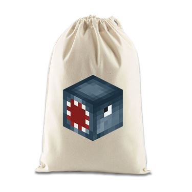 Picture of Ballistic Squid Player Skin 3D Head Left Pose Gift Bag