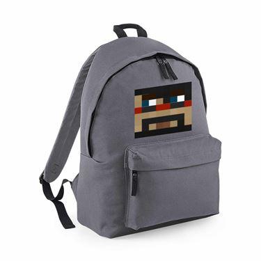 Picture of Captainsparklez Captain Sparklez Player Skin Face Maxi Backpack