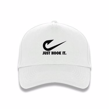 Picture of Angler Fishing Just Hook It baseball cap