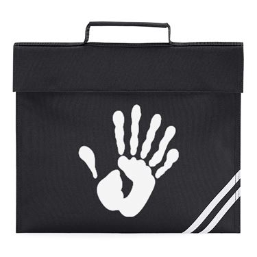 Picture of Alien Hand Six Fingers Book Bag