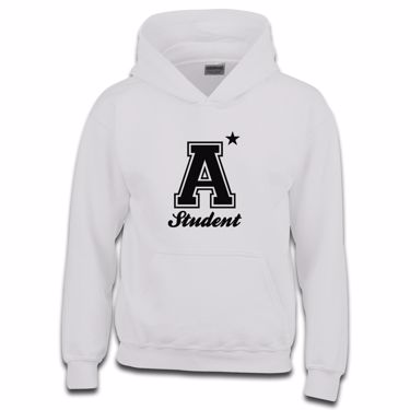Picture of A Plus Varsity Student Boys Hoodie