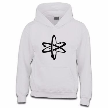 Picture of Atom Symbol Boys Hoodie