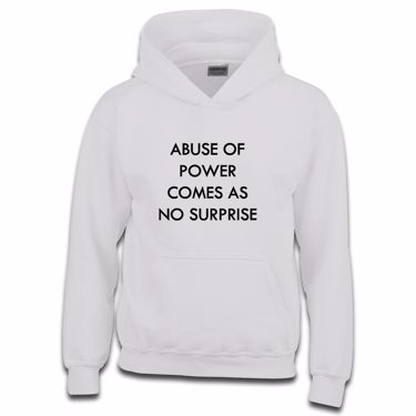 Picture of Brexit Abuse Of Power Comes As No Surprise Boys Hoodie