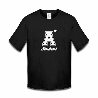Picture of A Plus Varsity Student Boys Tshirt