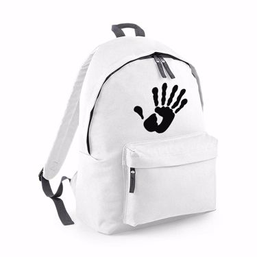 Picture of Alien Hand Six Fingers Fashion Backpack