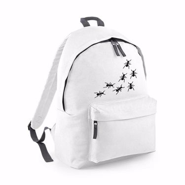 Picture of Ants Crawling Fashion Backpack