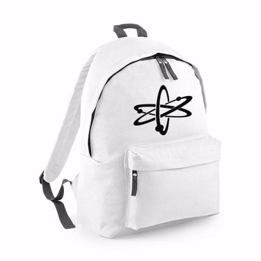 Picture of Atom Symbol Fashion Backpack