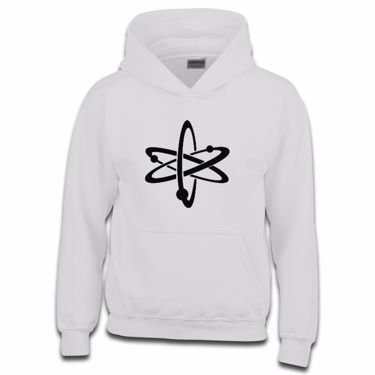 Picture of Atom Symbol Girls Hoodie