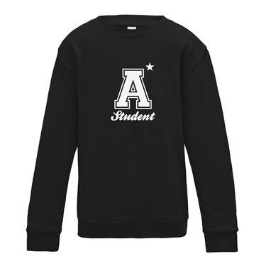 Picture of A Plus Varsity Student Girls Sweatshirt