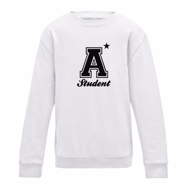 Picture of A Plus Varsity Student Girls Sweatshirt