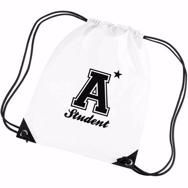 Picture of A Plus Varsity Student Gym Bag