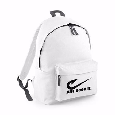 Picture of Angler Fishing Just Hook It Junior Backpack
