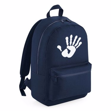 Picture of Alien Hand Six Fingers Kids Backpack