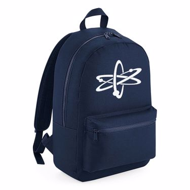 Picture of Atom Symbol Kids Backpack
