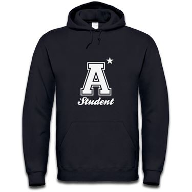 Picture of A Plus Varsity Student Mens Hoodie