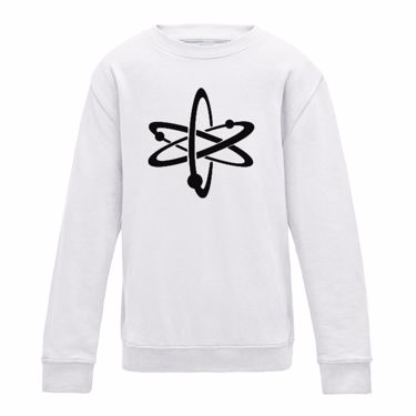 Picture of Atom Symbol Mens Sweatshirt