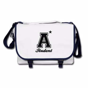 Picture of A Plus Varsity Student Messenger Bag
