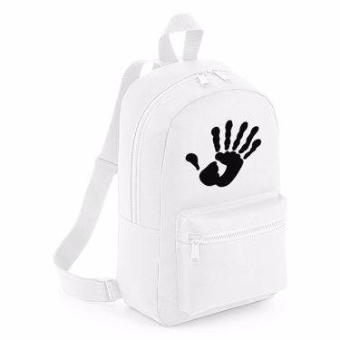 Picture of Alien Hand Six Fingers Mini Backpack
