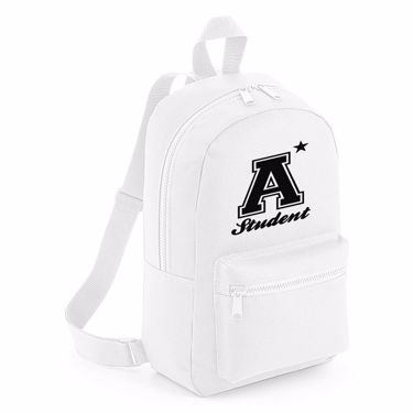 Picture of A Plus Varsity Student Mini Backpack