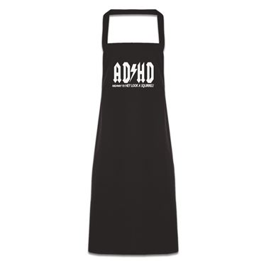 Picture of Adhd Highyway To Hey Look A Squirrel Pocketless Apron