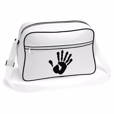 Picture of Alien Hand Six Fingers Retro Shoulder Bag