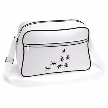 Picture of Ants Crawling Retro Shoulder Bag