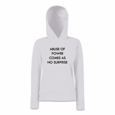 Picture of Brexit Abuse Of Power Comes As No Surprise Womens Hoodie