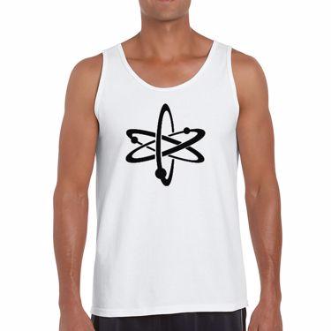 Picture of Atom Symbol Mens Vest