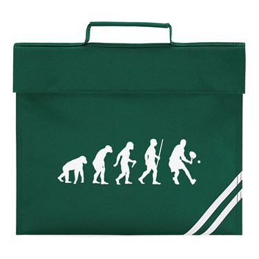 Picture of Evolution Of Man Tennis Book Bag