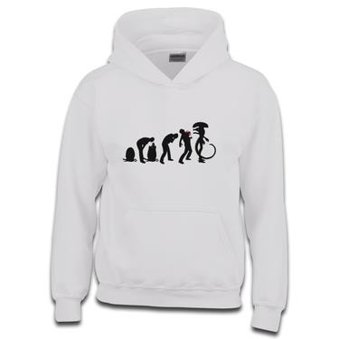 Picture of Evolution Of Man Alien Ripley Egg Mother Boys Hoodie