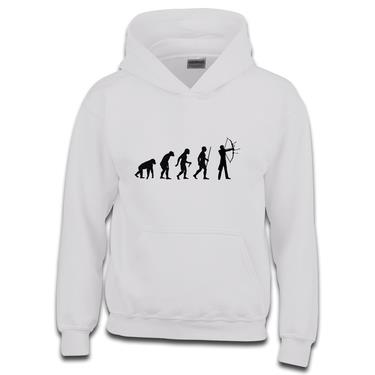 Picture of Evolution Of Man Archery Boys Hoodie