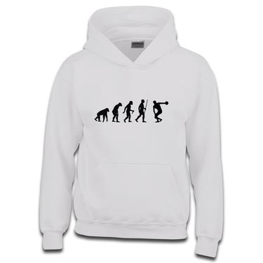 Picture of Evolution Of Man Athletics Discus Boys Hoodie