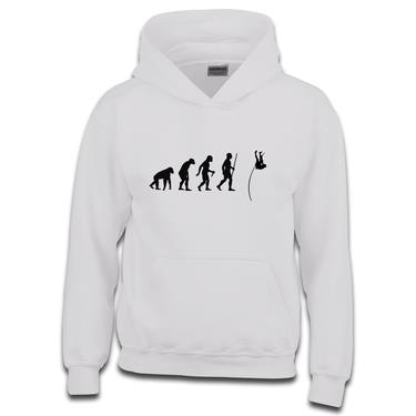 Picture of Evolution Of Man Athletics Pole Jump Boys Hoodie