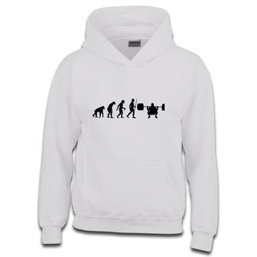 Picture of Evolution Of Man Athletics Weight Lift Boys Hoodie