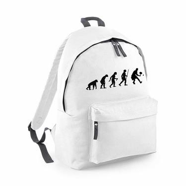 Picture of Evolution Of Man Tennis Fashion Backpack