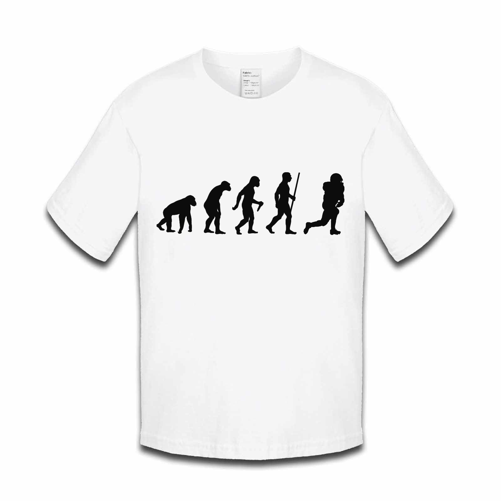 Ladies American Football T Shirt - BCD Tofu House d16d2898c
