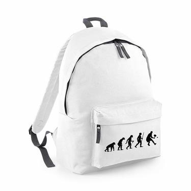 Picture of Evolution Of Man Tennis Junior Backpack