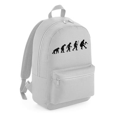 Picture of Evolution Of Man Tennis Kids Backpack