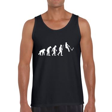 Picture of Evolution Of Man Push Kick Stunt Scooter Mens Vest