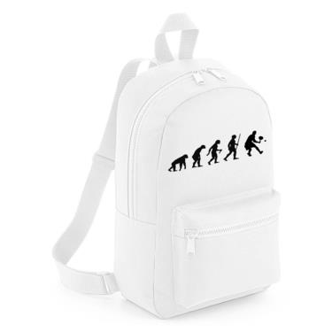 Picture of Evolution Of Man Tennis Mini Backpack