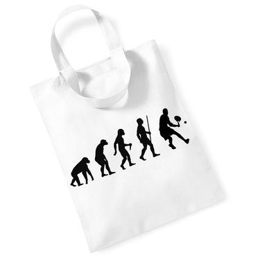 Picture of Evolution Of Man Tennis Mini Bag For Life