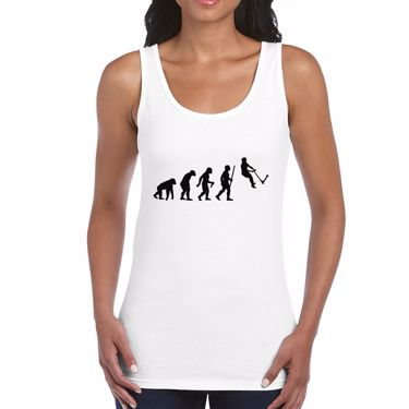 Picture of Evolution Of Man Push Kick Stunt Scooter Womens Vest