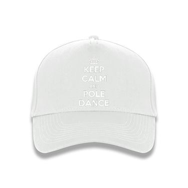 Picture of Keep Calm And Pole Dance Baseball Cap
