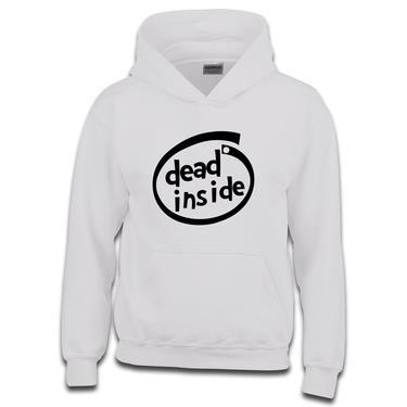 Picture of Dead Inside Parody Logo Boys Hoodie