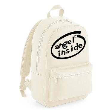 Picture of Angel Inside Parody Logo Kids Backpack