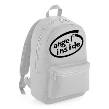 Picture of Angel Inside Parody Logo Kids Backpack