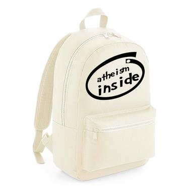 Picture of Atheism Inside Parody Logo Kids Backpack