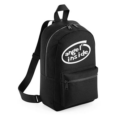 Picture of Angel Inside Parody Logo Mini Backpack